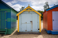 Brighton Bathing Boxes | Melbourne
